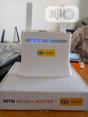Unlocked Mtn 4g Router MF283+ | Networking Products for sale in Abuja (FCT) State, Nyanya