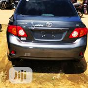 Toyota Corolla 2009 Gray | Cars for sale in Abuja (FCT) State, Jahi