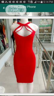 Body Com Red Dress for Ladies | Clothing for sale in Lagos State, Ajah