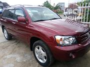Toyota Highlander 2006 Limited V6 4x4 Red | Cars for sale in Lagos State, Amuwo-Odofin