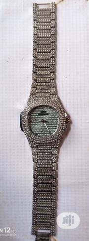P G Silver Stone Watch | Watches for sale in Lagos State, Amuwo-Odofin