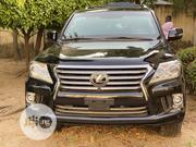 New Lexus LX 570 2016 Base Black | Cars for sale in Abuja (FCT) State, Central Business District