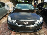 Lexus GS 2009 350 4WD Black | Cars for sale in Lagos State, Amuwo-Odofin