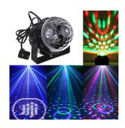Mini LED Crystal Magic Ball Light Effect Light Disco DJ | Stage Lighting & Effects for sale in Abuja (FCT) State, Wuse