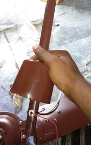 """Few Months Old ORL 60"""" Ceiling Fan 
