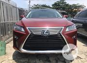 Lexus RX 2016 350 FWD Red | Cars for sale in Lagos State, Lekki Phase 2