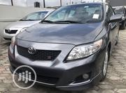 Toyota Corolla 2009 Gray | Cars for sale in Lagos State, Lekki Phase 2