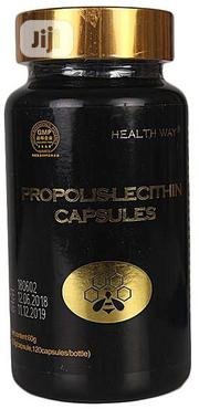 Propolis-lecithin Capsules | Vitamins & Supplements for sale in Delta State, Warri North