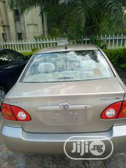 Toyota Corolla 1.4 D Automatic 2004 Gold | Cars for sale in Abuja (FCT) State, Central Business District