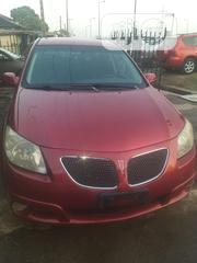 Pontiac Vibe 2005 1.8 AWD Red | Cars for sale in Lagos State, Agboyi/Ketu