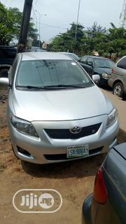 Toyota Corolla 2009 Silver   Cars for sale in Lagos State, Lagos Mainland