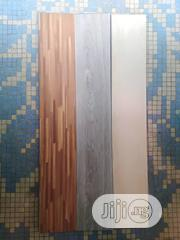 15*80 Wood Finish Rubber /Carpet Tiles | Home Accessories for sale in Lagos State, Orile