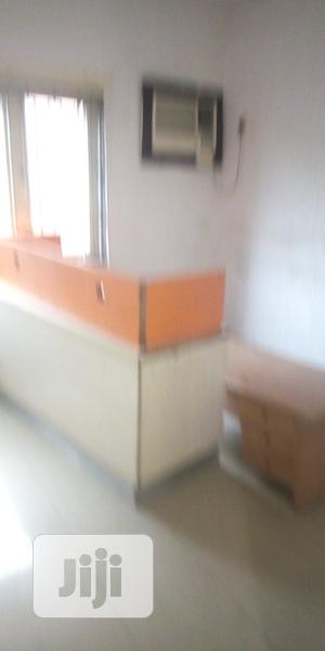 Very Large Three Bedroom Flat For Office Use In Surulere