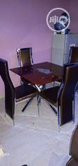 Square Dinning by 4 Chairs | Furniture for sale in Lekki Phase 1, Lagos State, Nigeria