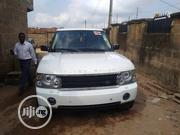 Land Rover Range Rover Sport 2008 4.2 V8 SC White | Cars for sale in Oyo State, Ibadan