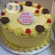 Butter Cream Iced Cake | Meals & Drinks for sale in Lagos State, Ajah