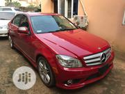 Mercedes-Benz C300 2009 Red   Cars for sale in Lagos State, Isolo