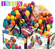 Fun Ballz 100 Multicoloured Plastic Balls for Children | Toys for sale in Lagos State, Ikeja