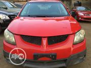 Pontiac Vibe 2004 Automatic Black | Cars for sale in Lagos State, Isolo