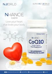 Nhance Coq10 | Vitamins & Supplements for sale in Abuja (FCT) State, Lokogoma