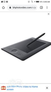 Tech Wacom Intuos Pro Graphics Tablet Pth451,Black Colour | Tablets for sale in Lagos State, Ikeja