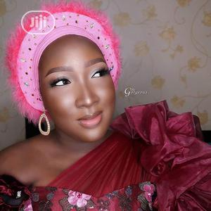 Simple But Classy Auto Gele