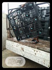 Heavy Duty Black Pallets | Building Materials for sale in Lagos State, Agege