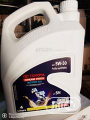 Toyota Oil 5W-30 | Vehicle Parts & Accessories for sale in Abuja (FCT) State, Gudu