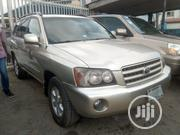 Toyota Highlander 2003 Silver   Cars for sale in Lagos State, Ikeja