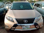 Lexus RX 2011 Gold   Cars for sale in Abuja (FCT) State, Central Business District