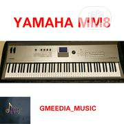 Yamaha Mm8 Workstation for Sale | Musical Instruments & Gear for sale in Lagos State, Oshodi-Isolo