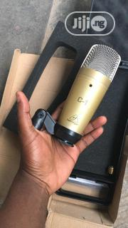 Neatly Use Behringer C-1 Microphone Condenser | Audio & Music Equipment for sale in Oyo State, Ibadan South West