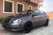 Toyota Corolla 2007 Gray | Cars for sale in Lagos State, Lekki Phase 2
