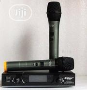 Omax Professional Wireless Microphone - Dh769 | Audio & Music Equipment for sale in Lagos State, Ikeja