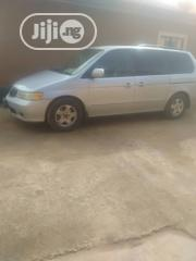 Honda Odyssey LX Automatic 2004 Silver | Cars for sale in Abuja (FCT) State, Gwarinpa