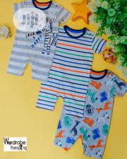 George 3-in-1 Baby Romper | Children's Clothing for sale in Lagos State, Lagos Mainland