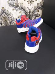 Quality And Unique Boys Spider Man Sneakers | Children's Shoes for sale in Lagos State, Ojodu