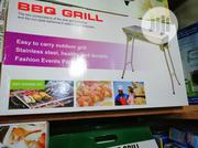 Folding BBQ Charcoal Grill Stainless Steel Stand | Restaurant & Catering Equipment for sale in Lagos State, Ibeju
