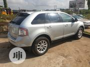 Ford Edge SE 4dr (3.5L 6cyl 6A) 2009 Silver | Cars for sale in Lagos State, Isolo