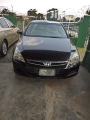 Honda Accord 2007 Black   Cars for sale in Lagos State, Lagos Mainland