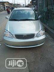 Toyota Corolla 2004 1.8 TS Silver | Cars for sale in Lagos State, Surulere
