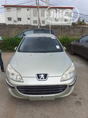 Peugeot 407 2008 Gold | Cars for sale in Lagos State, Lagos Mainland