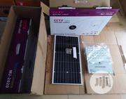 Solar Flood Light With CCTV Camera | Security & Surveillance for sale in Abuja (FCT) State, Central Business District