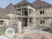 Uncompleted 4 Bedroom Detached Duplex With Bq At Gwarimpa For Sale | Houses & Apartments For Sale for sale in Abuja (FCT) State, Gwarinpa
