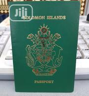 Solomon Passport Authentic   Travel Agents & Tours for sale in Abuja (FCT) State, Central Business District