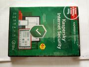 Kaspersky 3 Users Internet Security And Antivirus   Software for sale in Lagos State, Ikeja