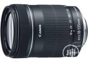 Canon 18 - 135mm Lens | Accessories & Supplies for Electronics for sale in Lagos State, Lekki Phase 1