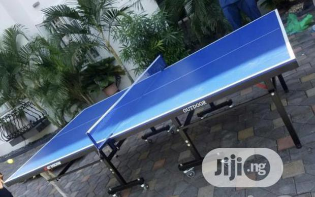 D Young Outdoor Tennis Board