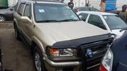 Nissan Pathfinder Automatic 2001 Gold | Cars for sale in Lagos State, Apapa