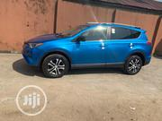 Toyota RAV4 2017 LE AWD (2.5L 4cyl 6A) Blue   Cars for sale in Lagos State, Ajah
